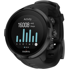 Suunto Spartan Sport HR Zegarek GPS Mulitsport, all black